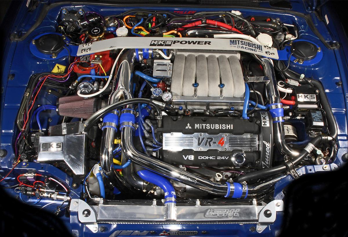 Pics Photos - Mitsubishi 3000gt Vr4 Twin Turbo Engine For Sale